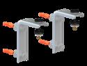 840012 Profilirani zidni nosač LU-HV 100-MON